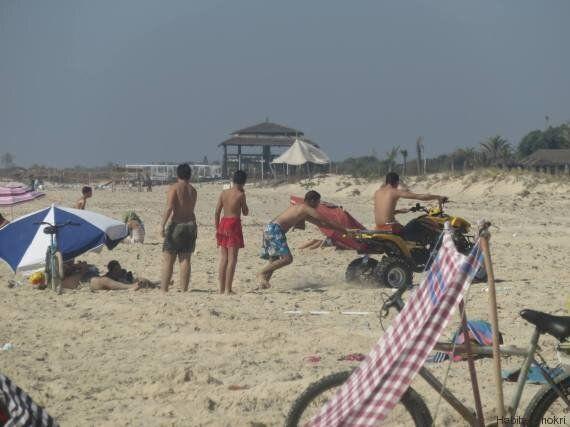 Tunisie: Des quads et autres engins mécaniques circulent toujours sur les plages