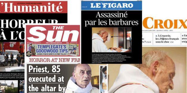 La presse française et internationale horrifiée au lendemain de l'attentat de