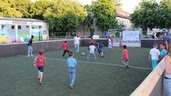 3 semaines dans un centre d'accueil de réfugiés à