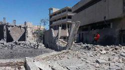 Syrie: Quatre hôpitaux d'Alep touchés par des bombardements