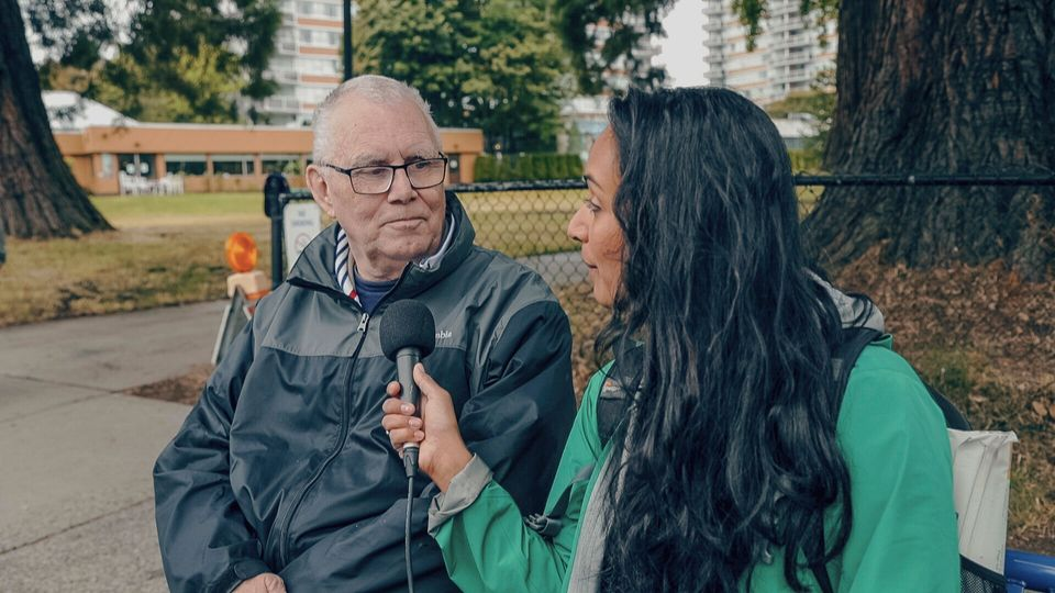 Thomas Edward Thomas speaks with HuffPost Canada's Althia