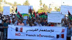 Le gouvernement libyen d'union nationale accuse Paris de
