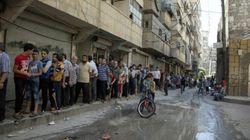 Syrie: Les habitants d'Alep assiégée, le spectre de la famine plane