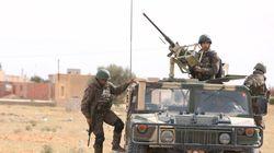 Jendouba: Deux terroristes tués, un militaire blessé dans des affrontements à Ouadi