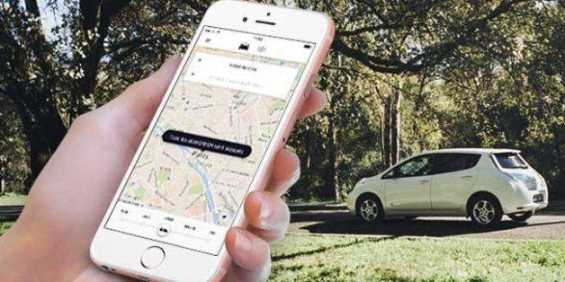 Uber lance un service de voitures électriques pour la