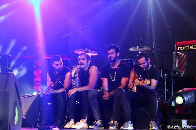 Festival de Hammamet: L'hymne à la liberté de Mashrou'