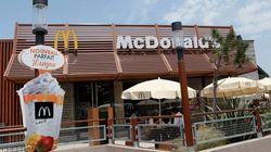 McDonald's à l'assaut des autoroutes