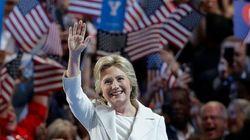 Hillary Clinton accepte l'investiture du parti