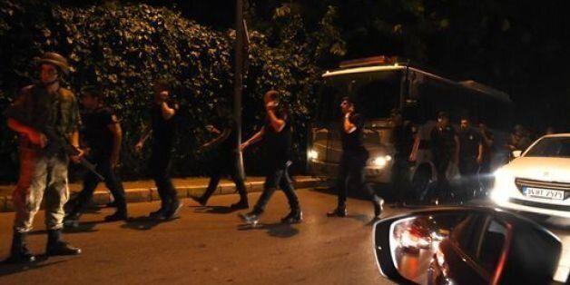 En Turquie, une tentative de coup d'Etat est en