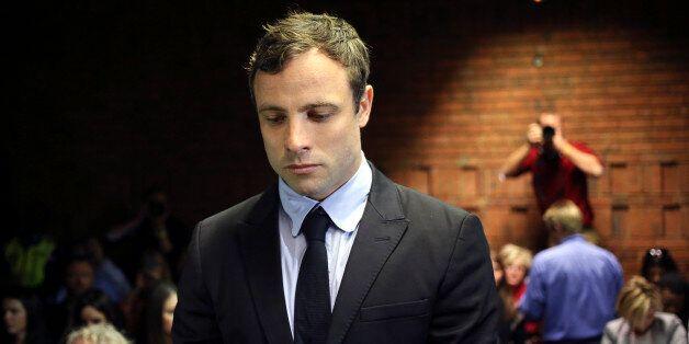 Oscar Pistorius condamné à 6 ans de prison pour le meurtre de Reeva