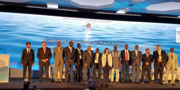 Une conférence pour la sécurité hydrique et la justice