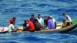 Les tentatives de migration clandestine se