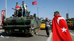 Turquie: La tentative de putsch a été mise en échec, annonce le chef de l'armée par