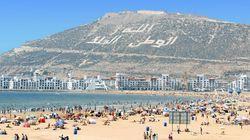 Agadir prise d'assaut par les touristes marocains depuis le début de