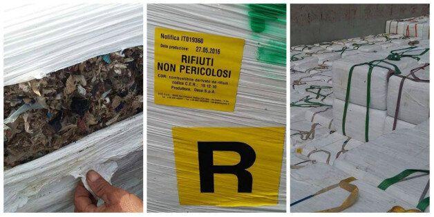 Non, le bateau poubelle italien au large des côtes casablancaises n'est pas