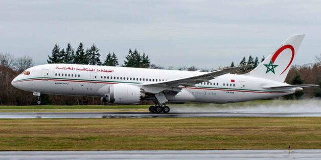 Royal Air Maroc, transporteur officiel de la