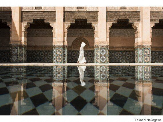 Une photo prise à Marrakech remporte le prestigieux prix National Geographic