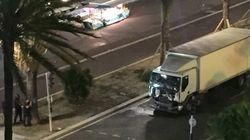 Attentat de Nice: Le bilan s'alourdit à 84 morts, dont une dizaine