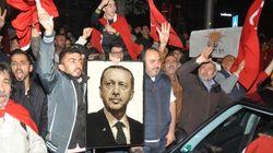 Erdogan sort renforcé du coup d'Etat raté en