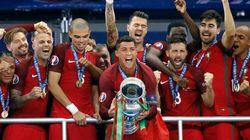Finale de l'Euro 2016: Entre larmes de frustration et larmes de