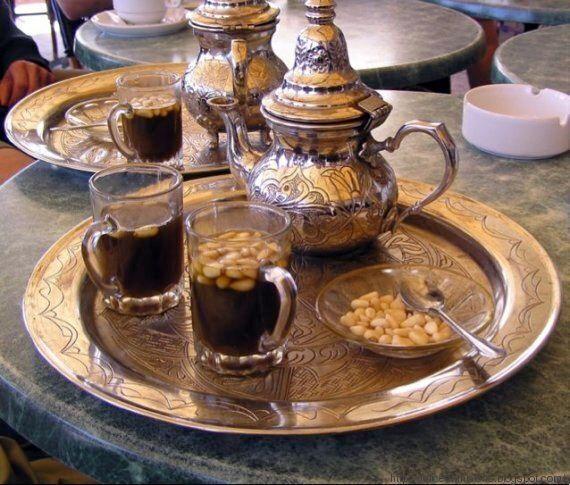 Le thé dans les habitudes des