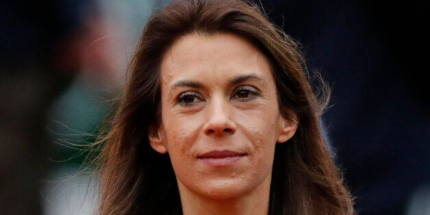 Tennis - French Open Womens Singles Quarterfinal match - Roland Garros - Serena Williams of the U.S....