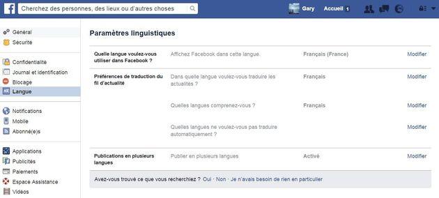 Comment publier un statut Facebook dans plusieurs