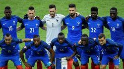 Voici l'équipe type de l'Euro