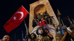 Turquie: Obama prend position, le coup d'État