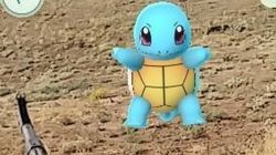 Il attrape des Pokémon en combattant Daech en