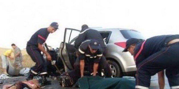 Accidents de la route: 12 morts et 11 blessés durant les dernières 48h