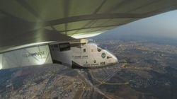 L'atterrissage historique de Solar Impulse 2 après sa traversée de