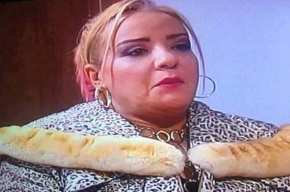Le manteau de cette actrice tunisienne n'est pas passé inaperçu