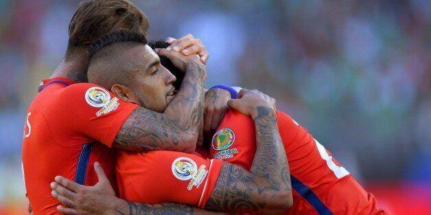 Foot: le Chili rejoint l'Argentine en finale de la Copa America