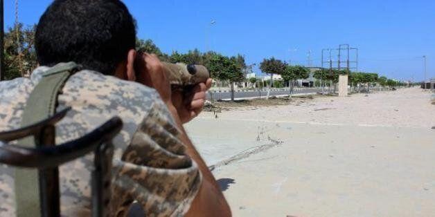 Libye: 10 membres des forces du gouvernement d'union tués dans un attentat de