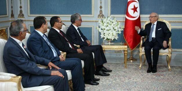 Le Front populaire boycotte l'initiative présidentielle: Béji Caïd Essebsi exprime sa