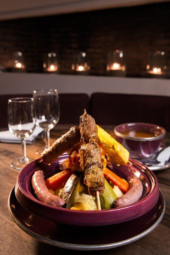 Un restaurant marrakchi parmi les meilleurs restaurants en terrasse du monde, selon