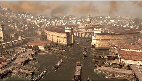 Vers une reconstruction des ports