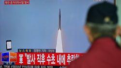 La Corée du Nord tire deux missiles de moyenne