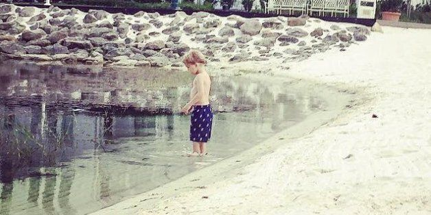 Des parents partagent des photos de leurs enfants à l'endroit où un alligator a tué un garçon de 2