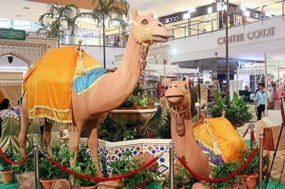 Un mall malaisien présente une exposition inspirée du Maroc