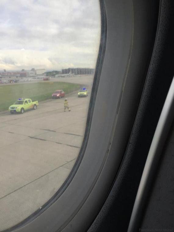 Les frayeurs des passagers d'un avion Tunisair reliant Genève à