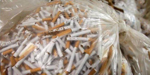 Le taux des cigarettes de contrebande sur le marché national aurait baissé en