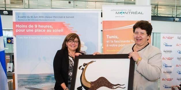 Affaire Tunisair/ministère des Transports: La PDG de Tunisair