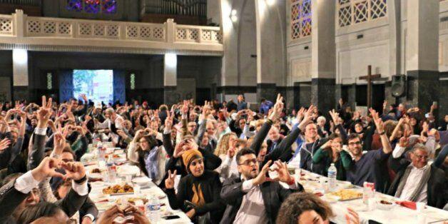 A Molenbeek, des musulmans invités à prendre le ftour dans une