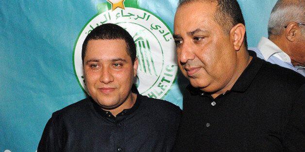 Mohamed Boudrika et Said