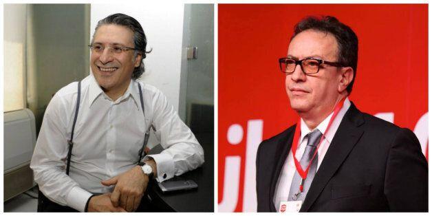 Nabil Karoui hausse le ton contre Hafedh Caïd Essebsi: La course au palais de la Kasbah divise Nidaa