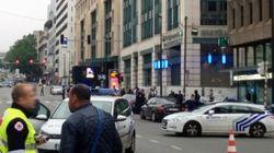 Bruxelles: alerte à la bombe dans un centre commercial, un suspect