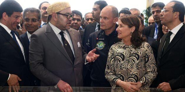 Ségolène Royal au Maroc pour le Forum mondial des alliances et