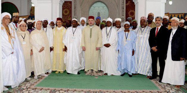Installation du Conseil supérieur de la Fondation Mohammed VI des oulémas